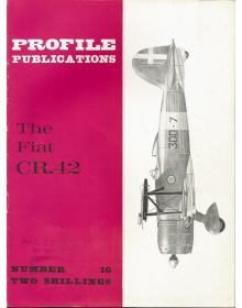 The Fiat CR.42, Profile Publications Number 16