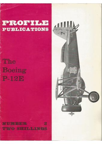 The Boeing P-12E, Profile Publications Number 2