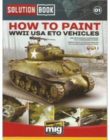 WWII American ETO,  Solution Book 01, AMMO