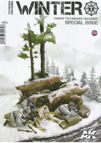 Tanker Special Issue: Winter, AK Interactive