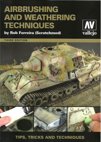Airbrushing and Weathering Techniques, Vallejo