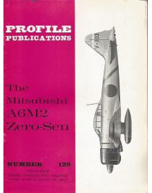 The Mitsubishi A6M2 Zero-Sen, Profile Publications Number 129