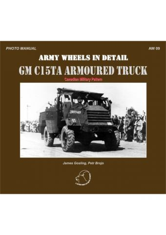 GM C15TA Armoured Truck, Capricorn