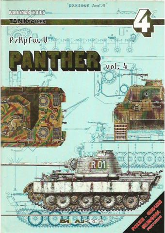Panther Vol. 4, AJ Press