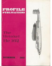The Heinkel He 162, Profile Publications Number 203