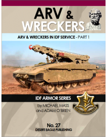 ARV & Wreckers - Part 1, Desert Eagle