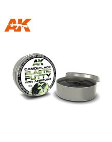 Camouflage Elastic Putty, AK Interactive