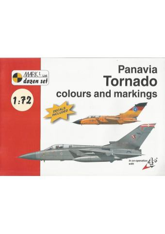 Panavia Tornado Colours & Markings 1/72, Mark I