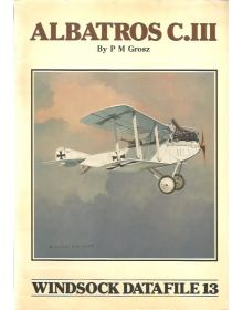 Albatros C.III, Windsock Datafile 13