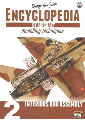 Encyclopedia of Aircraft Modelling Techniques Vol 2, Ammo of Mig Jimenez