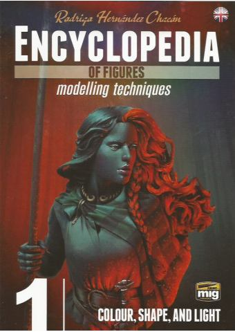 Encyclopedia οf Figures Modelling Techniques Vol. 1, AMMO