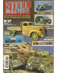 STEEL MASTERS No 037