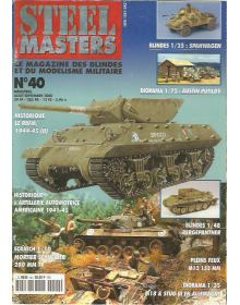 STEEL MASTERS No 040