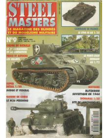 STEEL MASTERS No 009