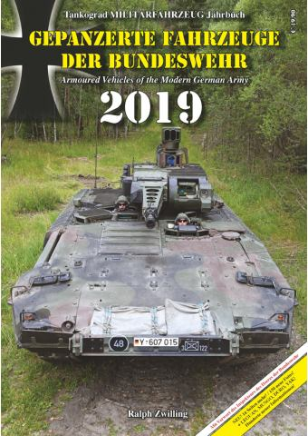 Tankograd Yearbook: Armoured Vehicles of the Modern German Army 2019
