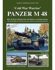 ''Cold War Warrior'' - Panzer M 48, Tankograd