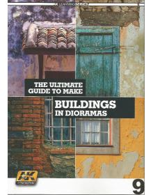 The Ultimate Guide to Make Buildings in Dioramas, AK Interactive