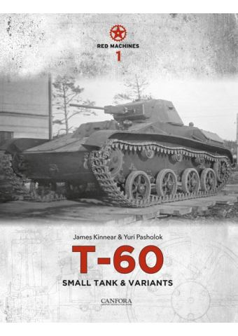 T-60 Small Tank and Variants, Canfora