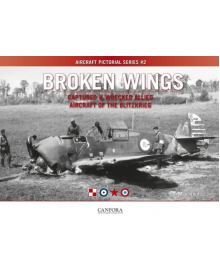 Broken Wings: Captured & Wrecked Aircraft of the Blitzkrieg, Canfora