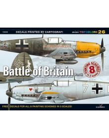 Battle of Britain Part III, miniTopcolors no 26, Kagero