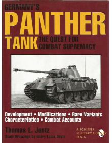 Germany's Panther Tank, Thomas Jentz, Schiffer