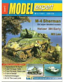 Model Expert Military Series vol. 1, Periscopio publications