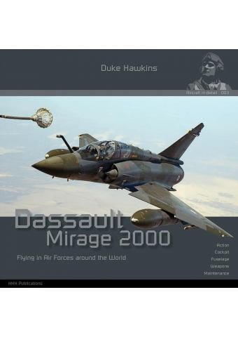 Mirage 2000, Duke Hawkins 003