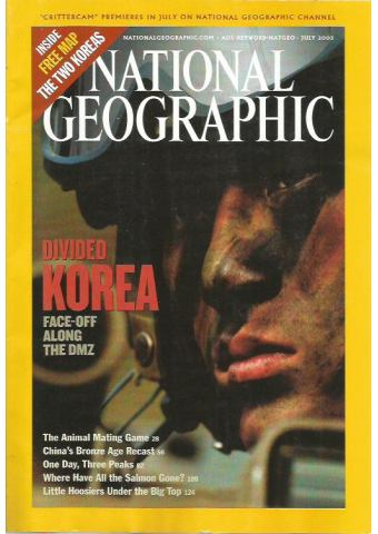 National Geographic Vol 204 No 01 (2003/07)