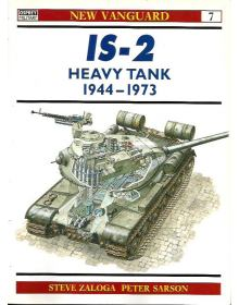 IS-2 Heavy Tank 1944–73, New Vanguard 7, Osprey
