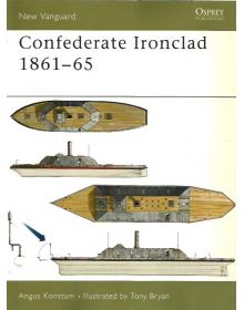 Confederate Ironclad 1861-65, New Vanguard 41, Osprey