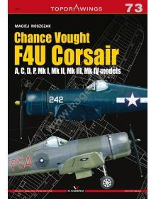 Chance Vought F4U Corsair, TopDrawings 73, Kagero
