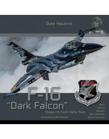 F-16 Dark Falcon, Duke Hawkins