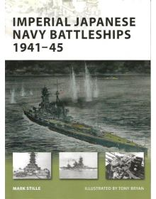 Imperial Japanese Navy Battleships 1941-45, New Vanguard 146, Osprey