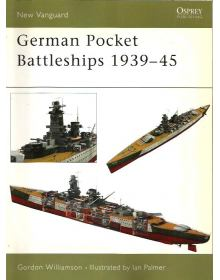 German Pocket Battleships 1939–45, New Vanguard 75, Osprey
