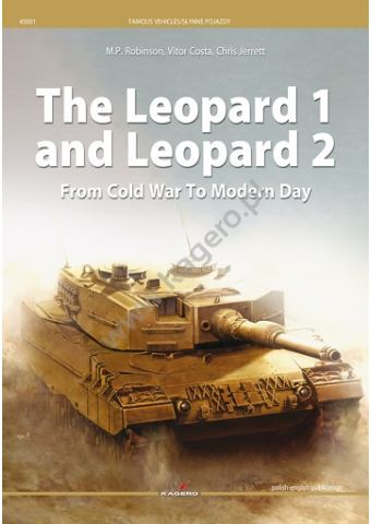 The Leopard 1 and Leopard 2, Kagero