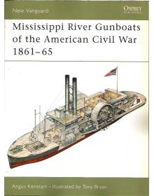 Mississippi River Gunboats of the American Civil War 1861–65, New Vanguard 49, Osprey