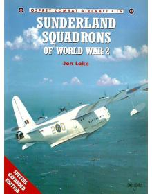 Sunderland Squadrons of World War 2, Combat Aircraft 19, Osprey