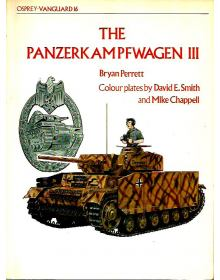 The Panzerkampfwagen III, Vanguard 16, Osprey