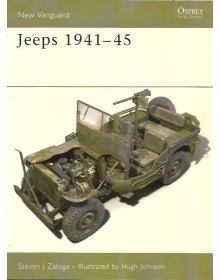 Jeeps 1941–45, New Vanguard 117, Osprey