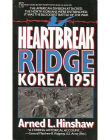 Heartbreak Ridge Korea, 1951