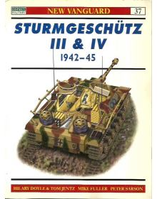 Sturmgeschütz III and IV 1942–45, New Vanguard 37, Osprey
