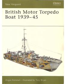 British Motor Torpedo Boat 1939–45, New Vanguard 74, Osprey