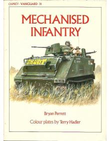 Mechanised Infantry, Vanguard 38, Osprey