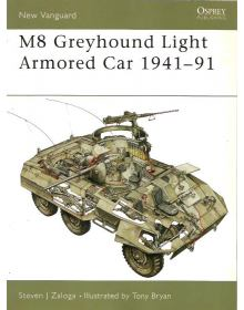 M8 Greyhound Light Armored Car 1941–91, New Vanguard 53, Osprey