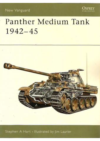Panther Medium Tank 1942–45, New Vanguard 67, Osprey