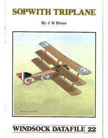 Sopwith Triplane, Windsock Datafile 22