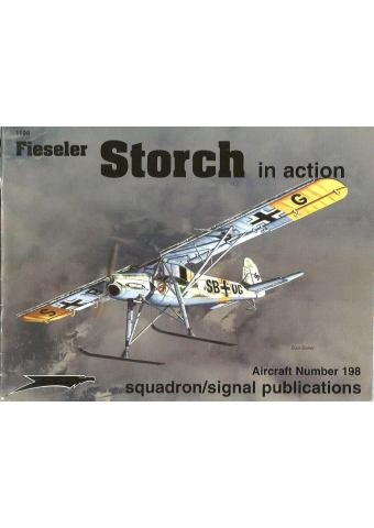 Fieseler Storch in Action, Squadron
