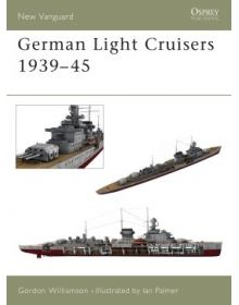 German Light Cruisers 1939–45, New Vanguard 84, Osprey