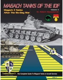 Magach Tanks of the IDF - Volume 3