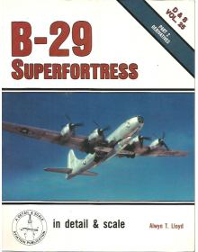 B-29 Superfortress in Detail & Scale - Part 2